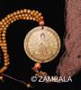 Coconut Husk Wooden Mala / Amoghasiddhi