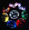 8 Chakra Faceted Crystal