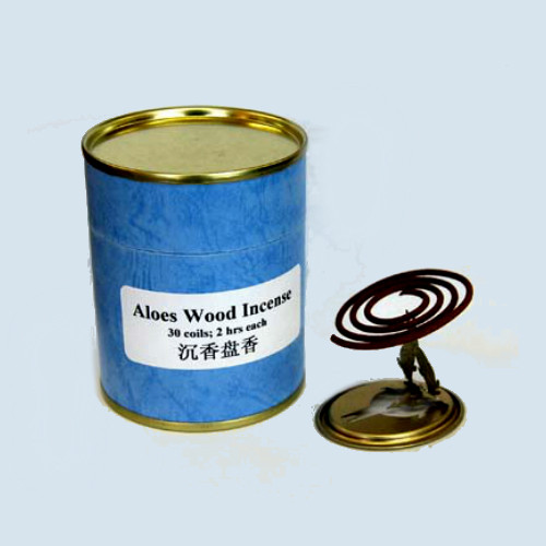 Aloeswood Coil Incense