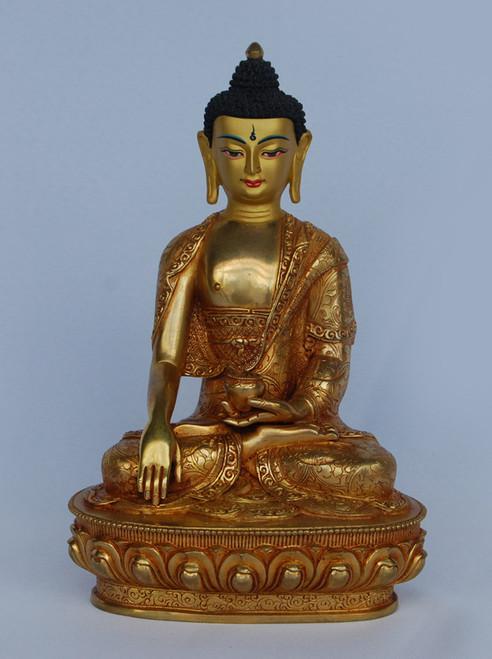 Shakyamuni Buddha Statue 7 Inch