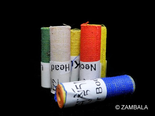 6 Roll Mantra Set