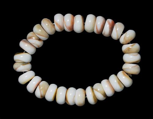 Shell Links Bracelet- Tire Shape