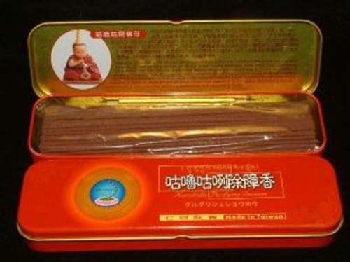 "Kurukulle 8"" Stick Incense"