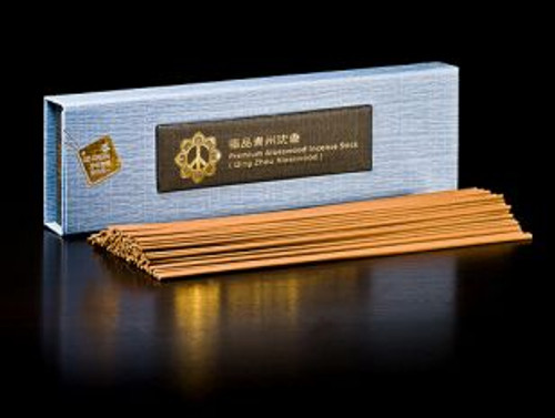 "Premium Qing Zhou Aloes wood 8""  Stick Incense (75 grams)"