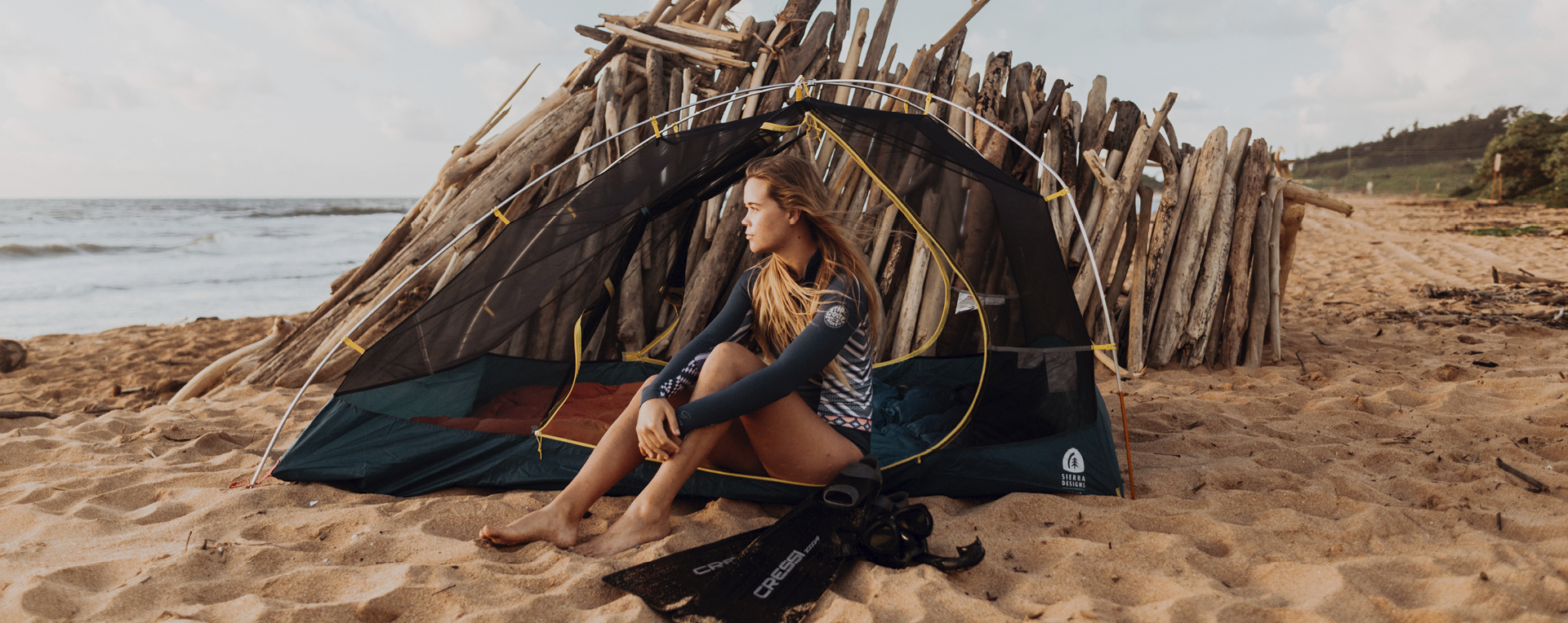 """""""Best Budget 2-Person Tent on the Market"""" - Backpacker Magazine"""