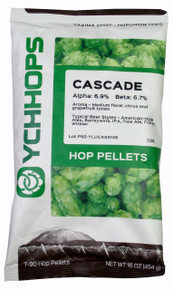 Cascade Hop Pellets Package