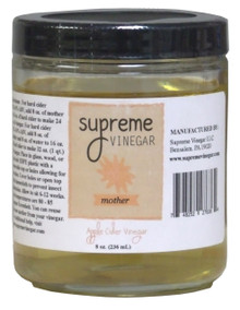 Supreme Apple Cider Mother of Vinegar
