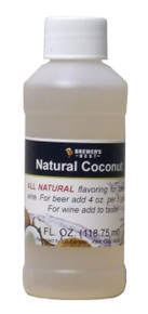 Brewer's Best Coconut Natural Flavoring