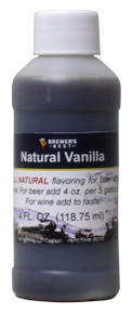 Brewer's Best Natural Vanilla Type Flavoring