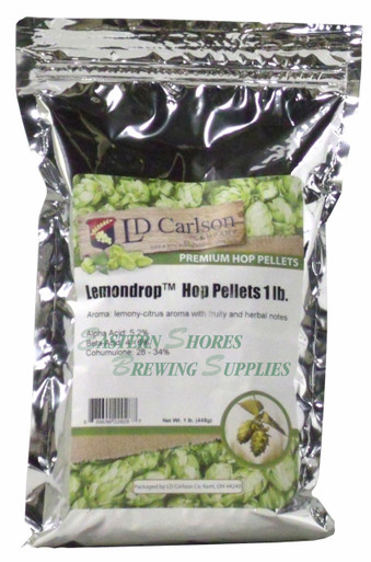 Lemondrop Hop Pellets, 1 lb.