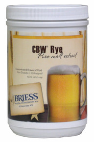 Briess Rye Liquid Malt Extract 3.3 lbs Container
