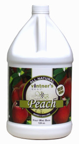 Vintner's Best Peach Fruit Wine Base