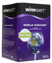 World Vineyard California Trinity White Wine Kit