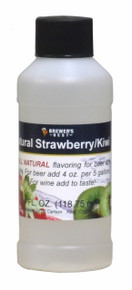 Brewer's Best Natural Strawberry/Kiwi Flavoring