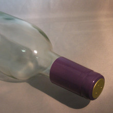 Purple PVC Shrink Capsules
