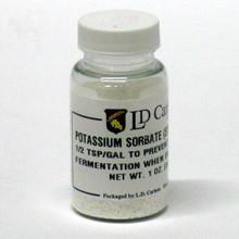 Potassium Metabisulphite - 2 oz