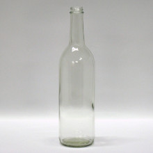 750 ml Clear Bordeaux Bottles - Screw Finish