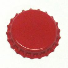 Red Oxygen Barrier Crown Caps