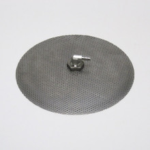 "Stainless Steel False Bottom (9"" diameter)"