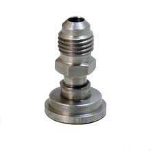 "1/4"" MFL Threaded Tail Piece 304 Stainless Steel"