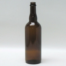 750 ml Amber Belgian Bottle