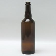 750 ml Amber Belgian Bottle