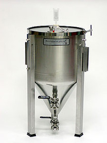 7 Gallon Blichmann Fermenator™ Conical Fermentor with NPT Fittings