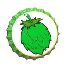 Hop Cone Crown Caps