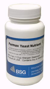 FERMAX Yeast Nutrient, 4 oz