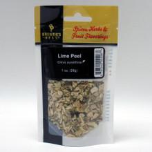 Lime Peel 1 oz