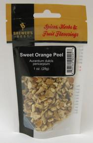 Sweet Orange Peel 1 oz
