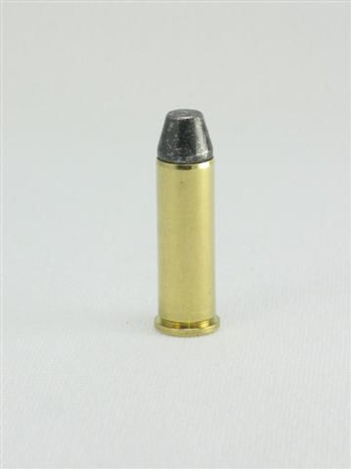 .38 Special 125gr Lead Round Nose Flat Pt.