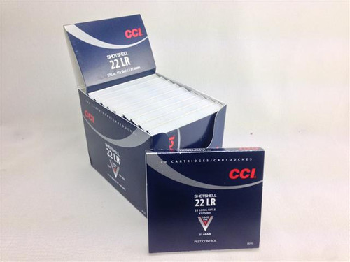 CCI 22 Long Rifle 200 Pack Brick