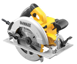 DeWalt circular saw 185MM HPP
