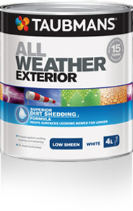 Taubmans All Weather Gloss Neutral 1L