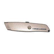 Utility knife retractable