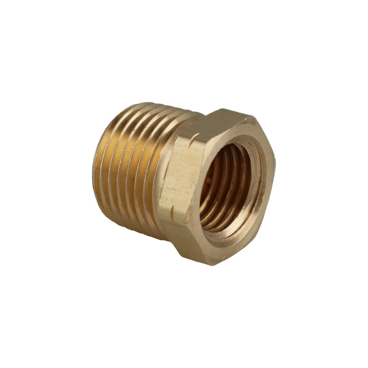 Quot brass bushing propanegear