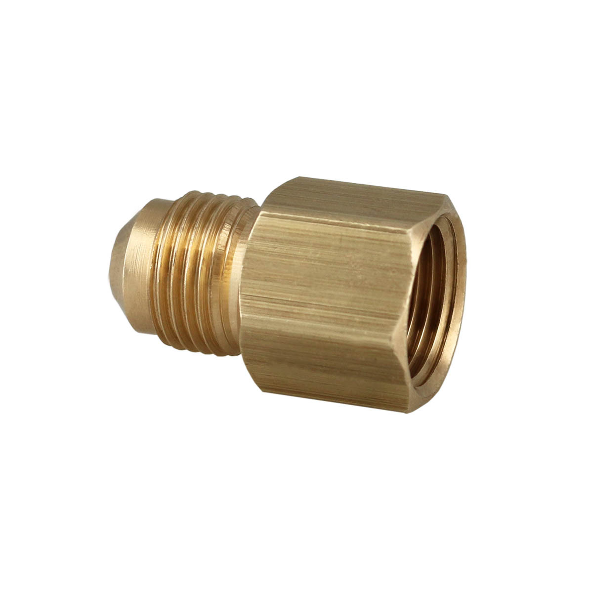 Quot male flare female pipe thread propanegear