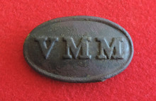 Volunteer Maine Militia Plate