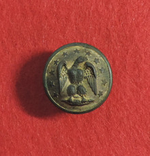 Confederate Staff Officer's Button Found in Orangeburg, South Carolina