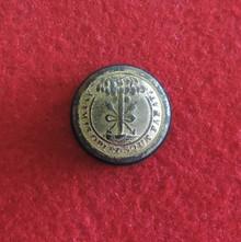 South Carolina State Seal Button Found Near Augusta, GA