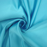 Poly Satin Roselyn - Turquoise