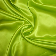 Silk Charmeuse Emma - Lime