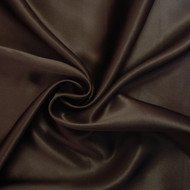 Silk Charmeuse Emma - Chocolate