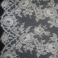 French Alencon Lace - Lucinda