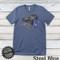 Steel Blue R/C Truggy TRUGLIFE T-Shirt   Blue Fox Gifts