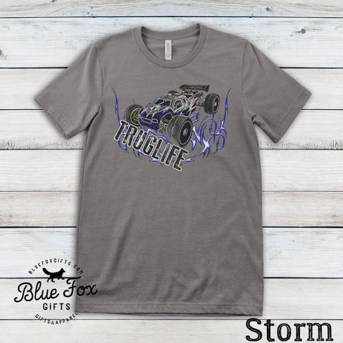 Storm R/C Truggy TRUGLIFE T-Shirt   Blue Fox Gifts