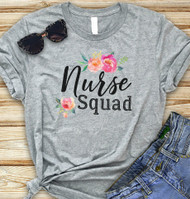 Nurse Squad T-shirt, Nurse Gift