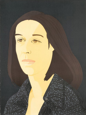 ADA FOUR TIMES 3 BY ALEX KATZ