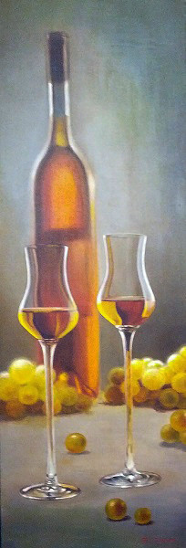 WHITE WINE FOR TWO BY E. DENIS